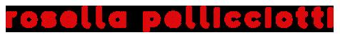 Rosella Pellicciotti Logo